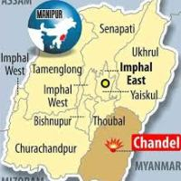 India - STOP Military Siege of Chandel, Manipur
